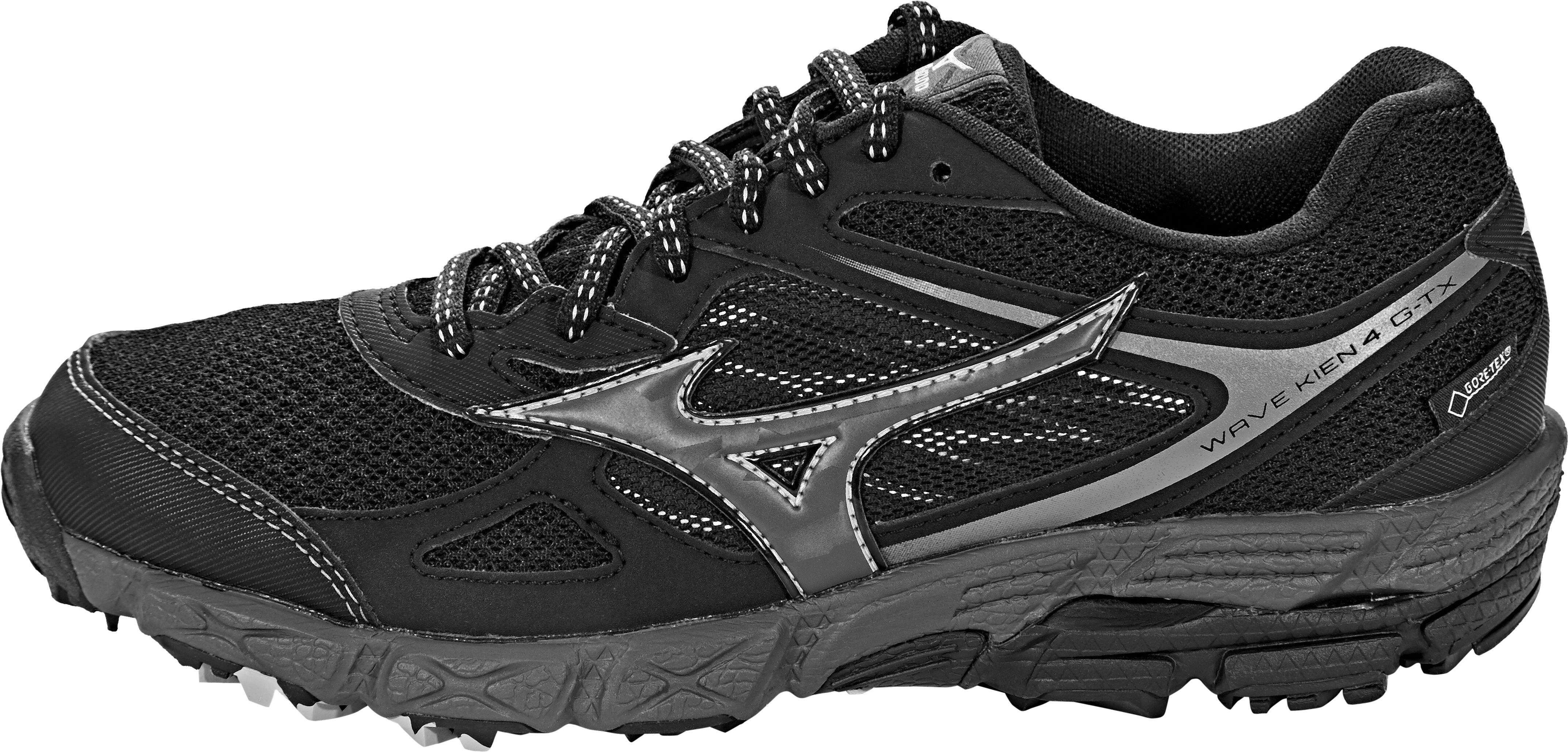 Mizuno Wave Kien 4 G-TX Running Shoes Women grey black at Bikester.co.uk a8a973e1c62